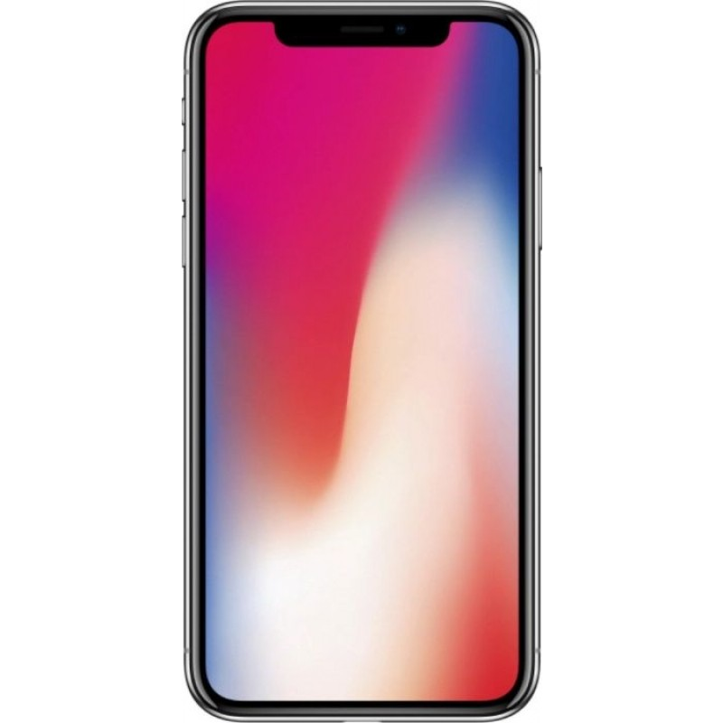 apple iphone x 64gb grau ohne sim lock de ger t. Black Bedroom Furniture Sets. Home Design Ideas