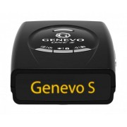 Genevo One S - inkl. Festeinbaukabel + Vertikalhalterung