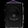 Genevo One S Black Edition - mobiler Warner - Ansicht von oben mit Bedienelementen
