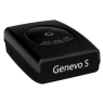 Genevo One S Black Edition - mobiler Warner - Seitenansicht