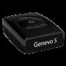 Genevo One S Black Edition - mobiler Warner - Seitenansicht