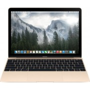 "Apple MacBook 12"" gold / Core M-5Y31 1,1 GHz / 8GB / 256GB SSD (MK4M2D/A)"