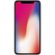 Apple iPhone X 64GB grau (Vorderseite)