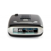 Escort Passport MAX GPS - mobiler Radarwarner - Frontansicht